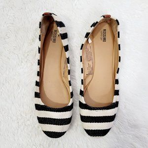 Mossimo Supply Co. Striped Flat Shoes